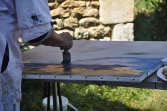 stage peinture